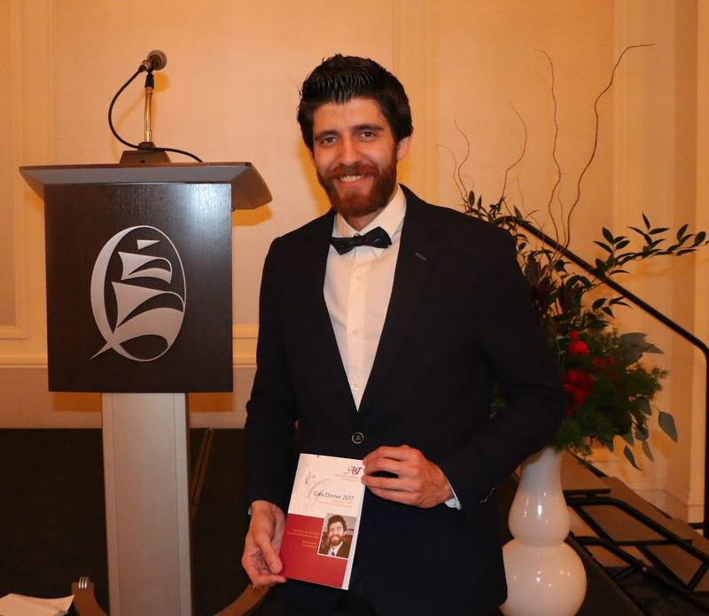 More On Tarek Haddad & Peace By Chocolates &  A Syrian Guide To Nova Scotia's History