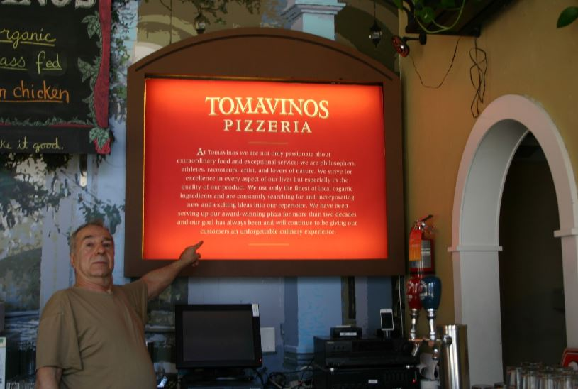 Coronavirus: Self Isolating: There Is Always Halifax Gourmet Pizza Offerings