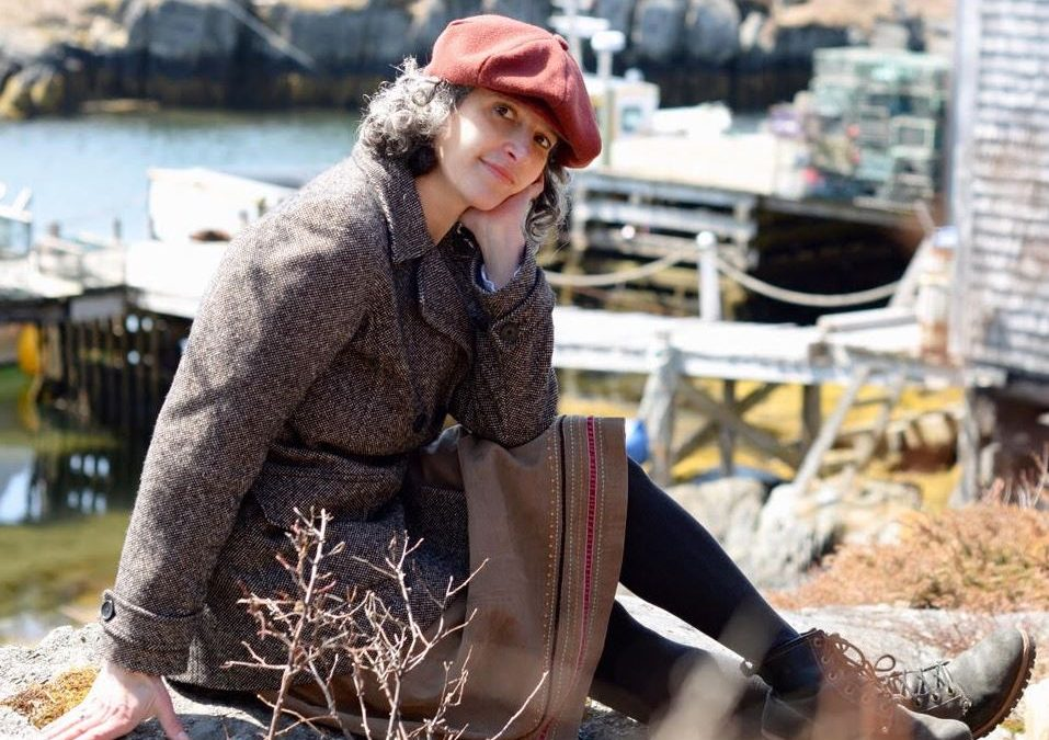 Lunch With Alison: Anna Shoub's Hat Making Business In Lunenburg Weathering the Pandemic and Selling to the Stars