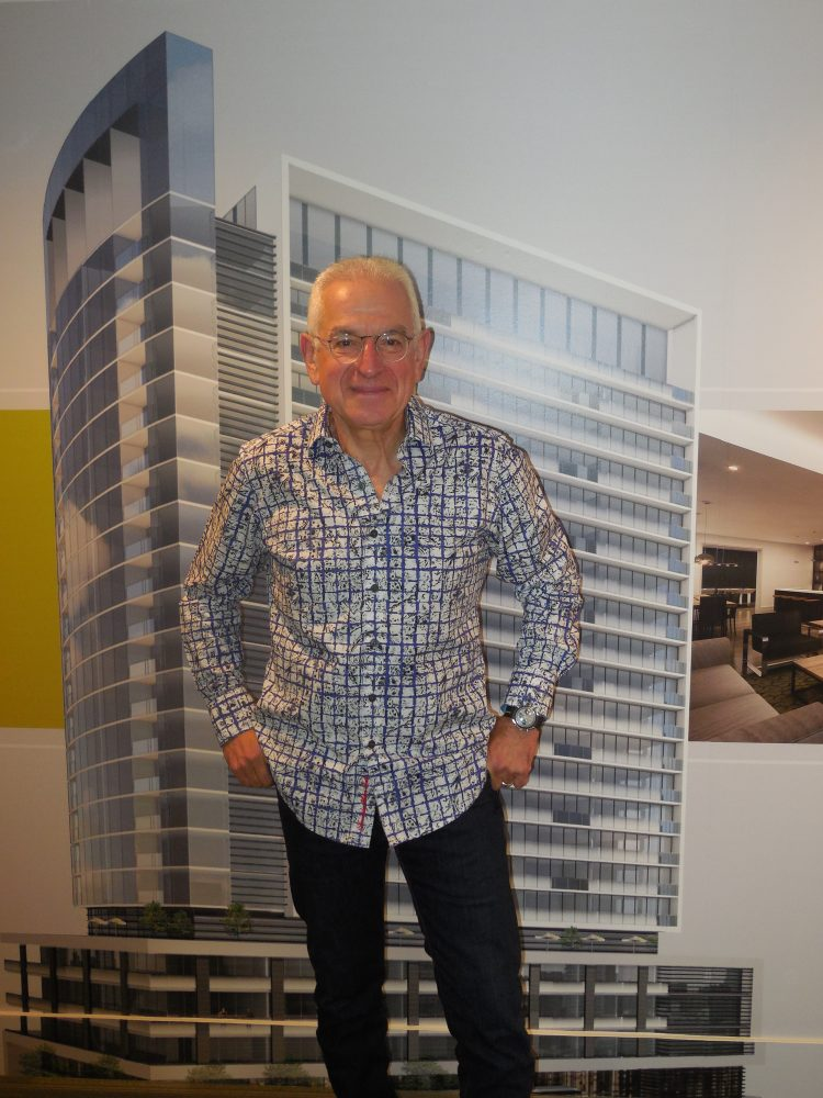 Development: Jim Spatz: 'Pavilion Condos Poised To Become Top Condo Building Civic Address In Halifax'