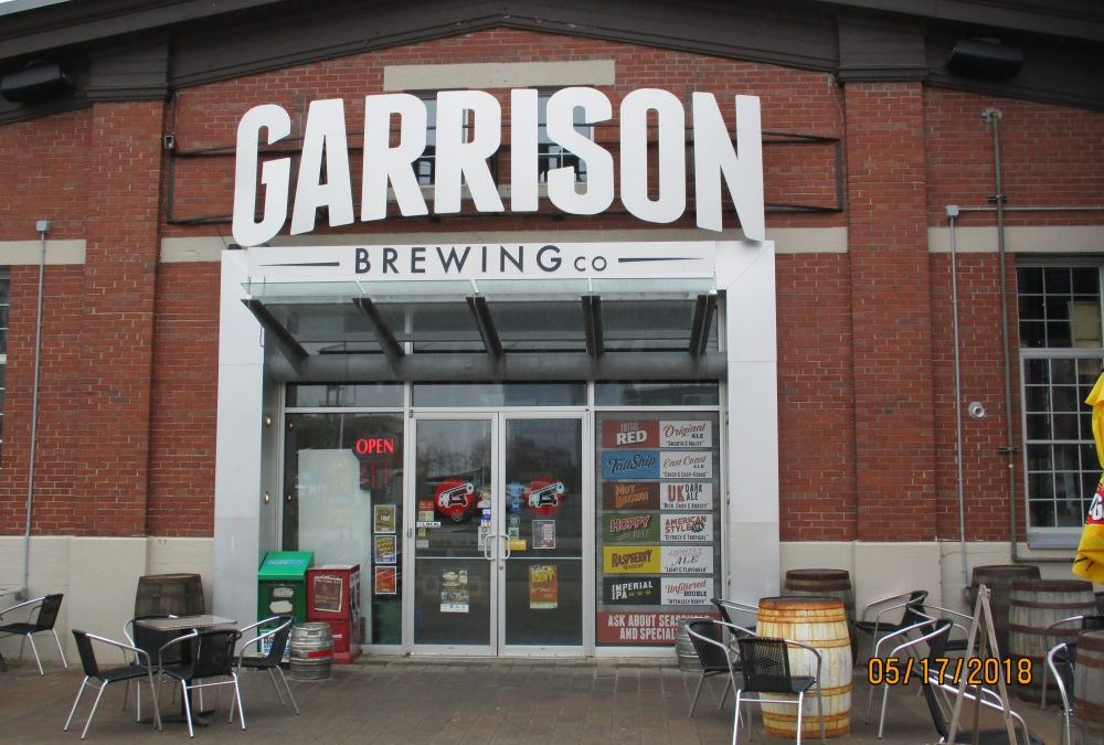 Craft Beer Talk: Brian Titus: 'Home Delivery Soars For Garrison Brew Every Time Bars, Pubs Closed'