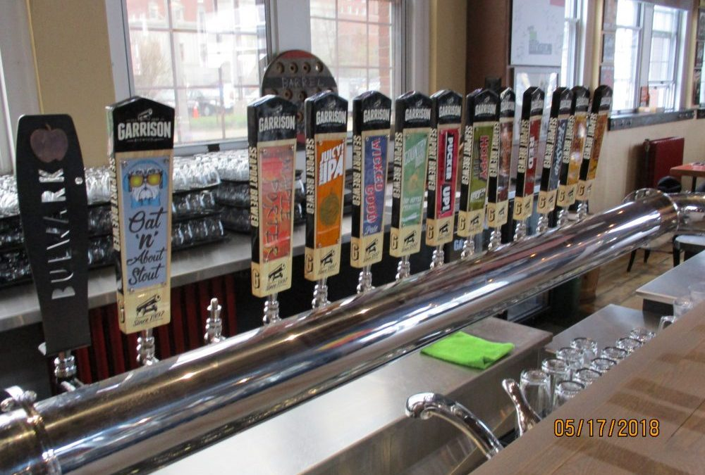 Beer Wars: NS Craft Breweries See Sales Traction At Expense Of Giants Like Oland, Labatt & Molson