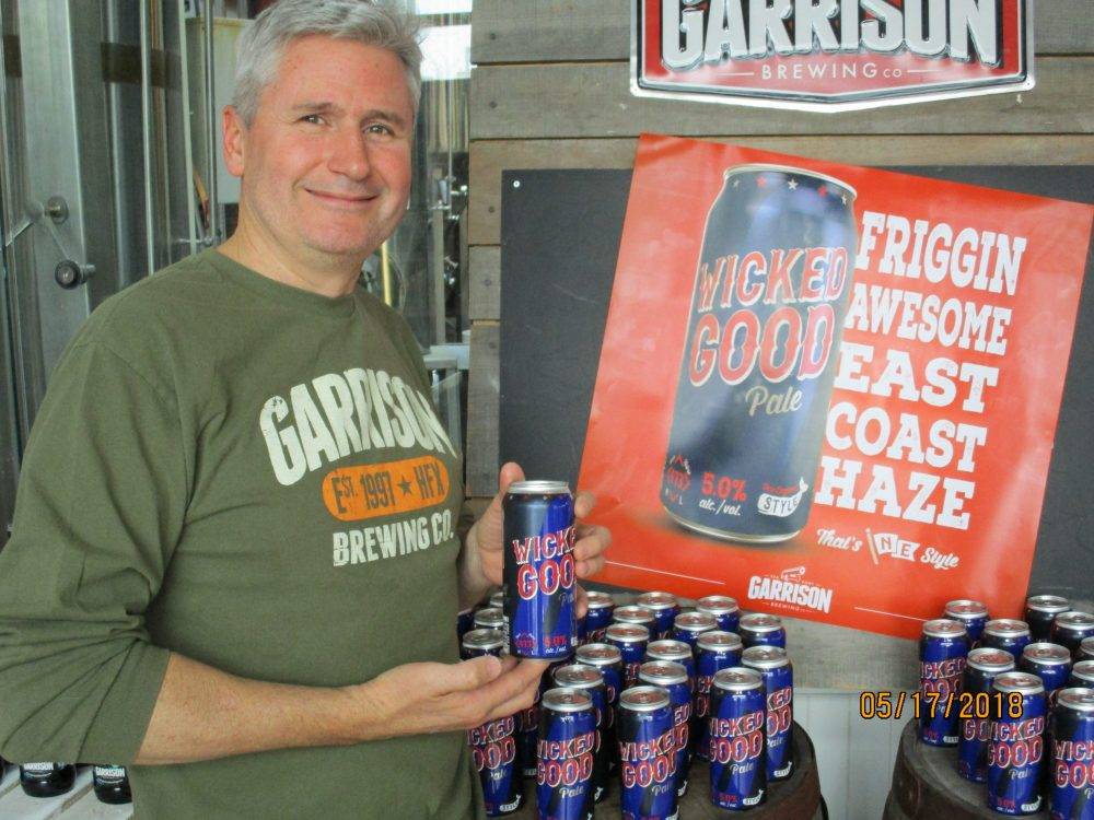 Gotta Love It: Old Fashioned Beer Wars Between Brazilian Owned Oland Brewery & NS Craft Brewers Such As Garrison & Dirty Blonde