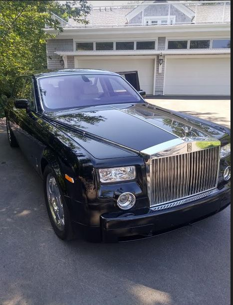 Lunch With Alison: Eating At The Chickenburger, & A Rolls Royce Drive With Ken Dixon