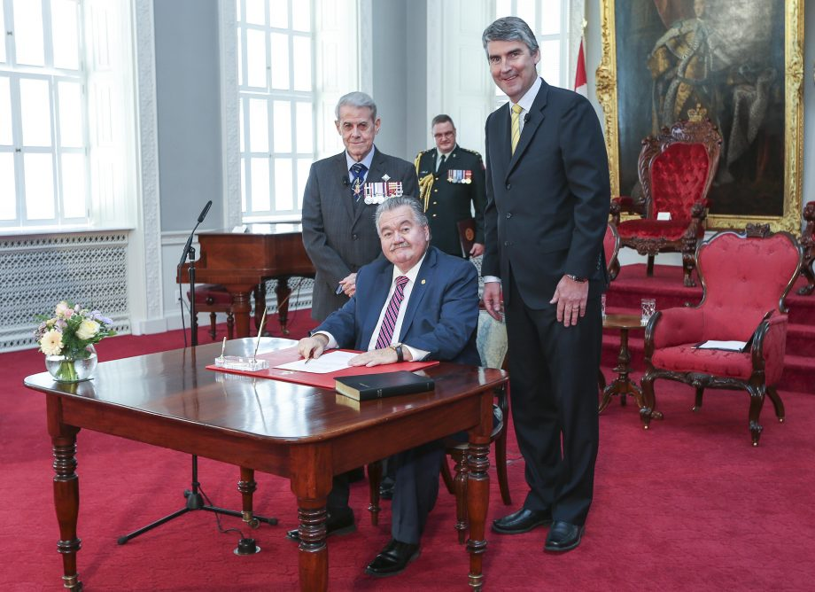Premier Stephen McNeil & Highways Minister Lloyd Hines Usher In Golden Era For NS Road Builders – A Title Once Given To John Buchanan