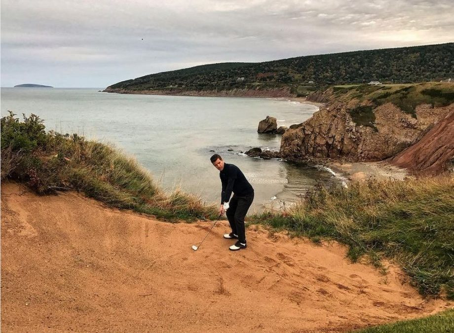 Golfing With Tom Peters: Rating The Inverness Courses — A Visit To The Luxurious Cabot Links & Cabot Cliffs