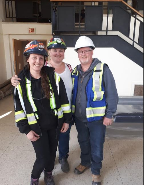 Women In The Trades: EllisDon's Work Crew Reflects Modern Society – Meet Two Female Electricians