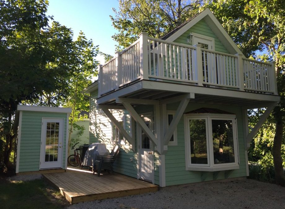 Cottage Life: Attn My Millennial Readers: Chester's 'Tiny Mansion' Goes On The Market – A Real Deal At $232,000