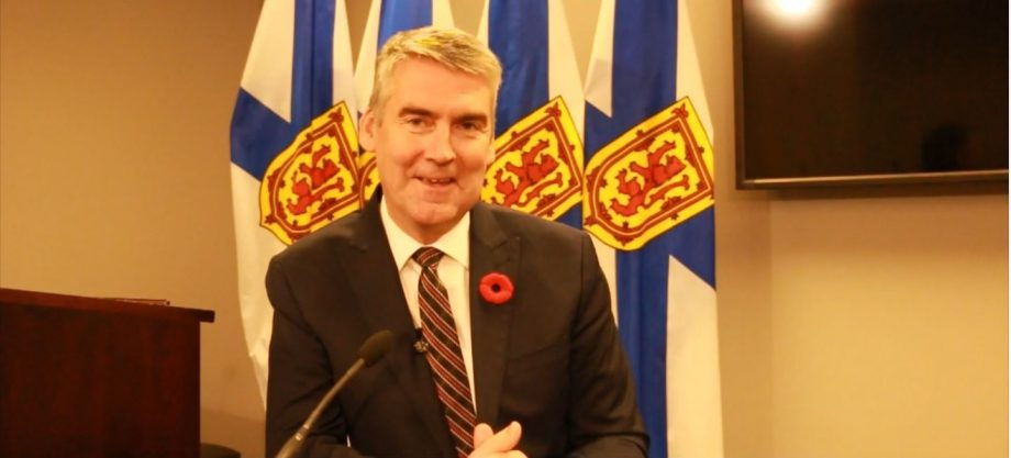 MacPolitics: Is Nova Scotia's Popular Premier In Election Mode? Last Friday, Premier McNeil Was Here, There & Everywhere Making Funding Announcements