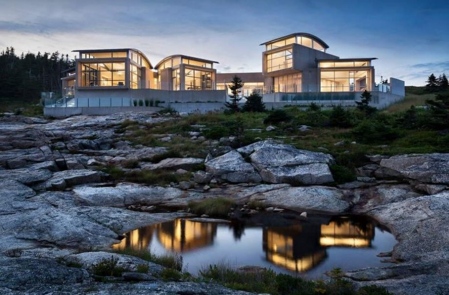 Jurij Senyshyn's $6.5 Million Ketch Harbour Mansion Gets Ink In Globe & Mail – His Realtor Rick Foster Touts 40-Acre Listing As COVID-19 Social Distancing Oasis