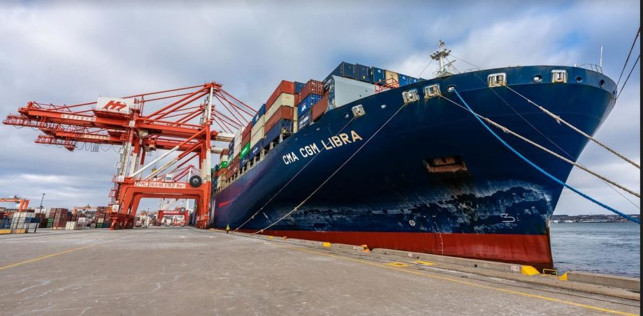 Halifax Port: Captain Allan Gray Bullish On Arrival Of Halifax Port's Biggest Yet Container Vessels