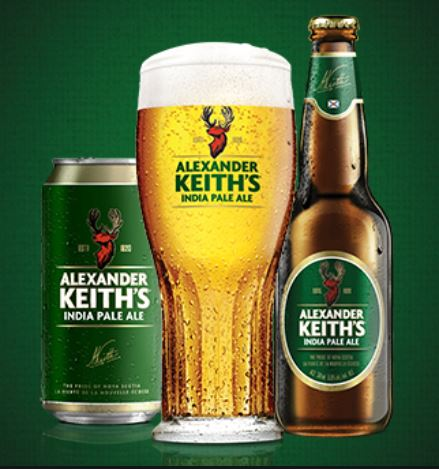 As Alexander Keith Marks 200-Years In Nova Scotia, The Iconic Brand Plays Second Fiddle To American Budweiser In Terms Of NSLC Retail Sales