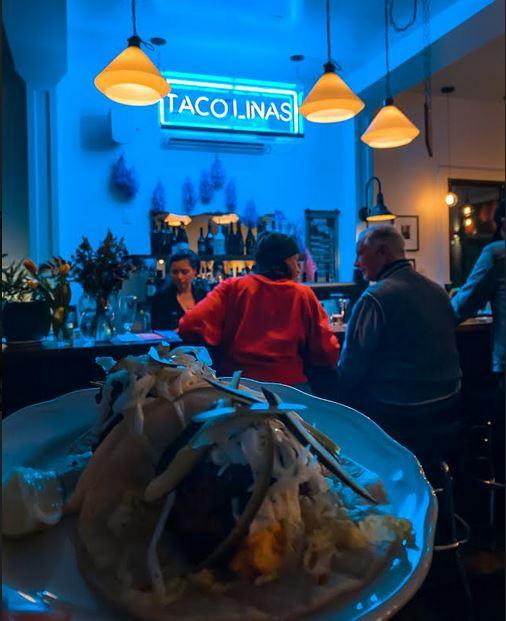 Lara Cusson & Cafe Lara Part II: 'Everyone Loves Taco Lina's'