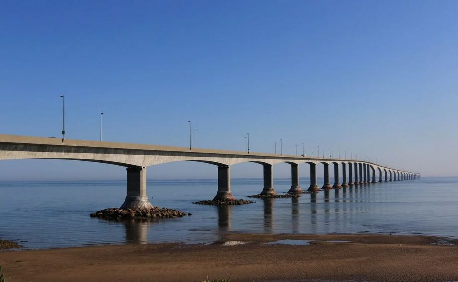 From The Archives: Joe Shannon & John 'Nova' Chisholm Invented The Confederation Bridge