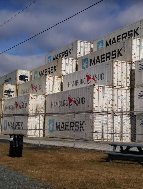 Halifax Port: City Container Terminals Are Eating More Of Montreal's Cake –  Containerized Cargo Surges In Q3