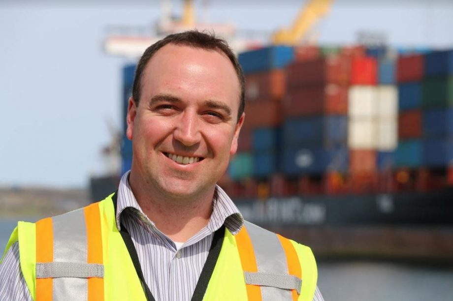 Port Of Halifax Names New Harbour Master