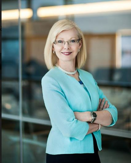 Halifax Stanfield: Airport CEO Joyce Carter Passionate About Encouraging Women To Join Male Dominated Aviation Industry