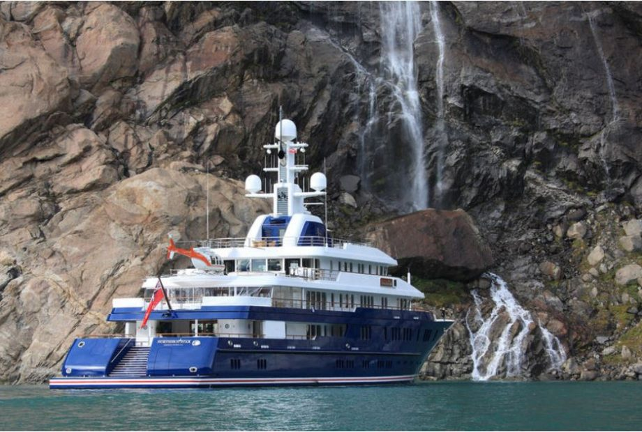 Exclusive: Billionaire John Risley's Latest Toy: Building A 351-Foot Mega Motor Yacht In Germany