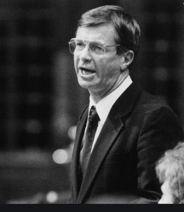 Walk Down Memory Lane: The Time Now-Chief Justice Michael Wood Aimed His Corporate Legal Gun At Affable Stu McInnes