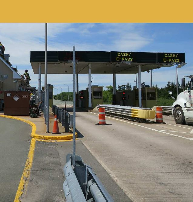 Nova Scotia Set To Eliminate Tolls At Cobequid Pass, Near NB Border