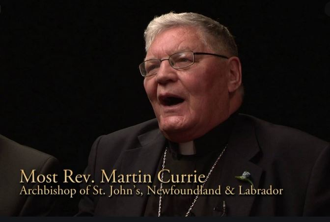 Even More Catholic News: Remembering When Marty Currie Publicly Called For Ordinations Of Women