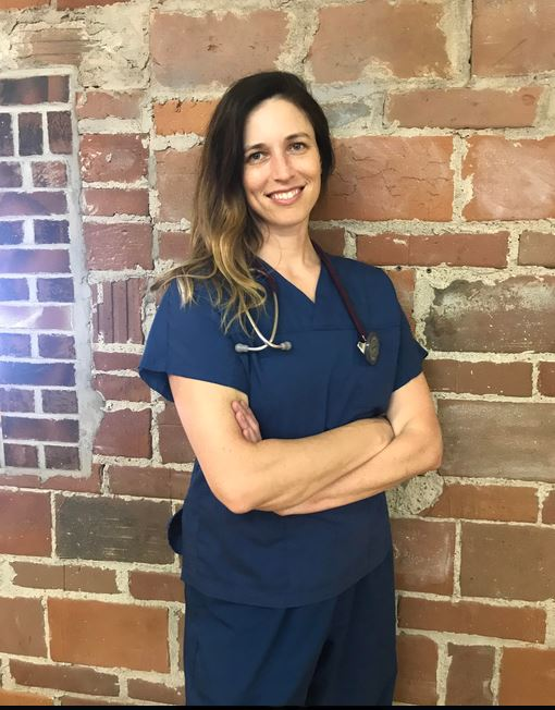 Advice From Dr. Sarah Fraser: 'Stay At Home, Save A Life'