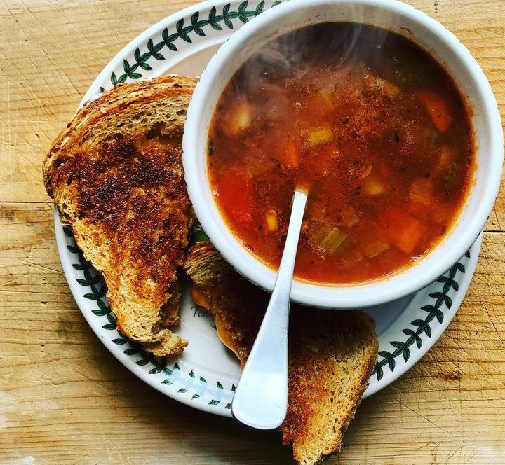 Maritime Recipe: Beef & Black Bean Soup