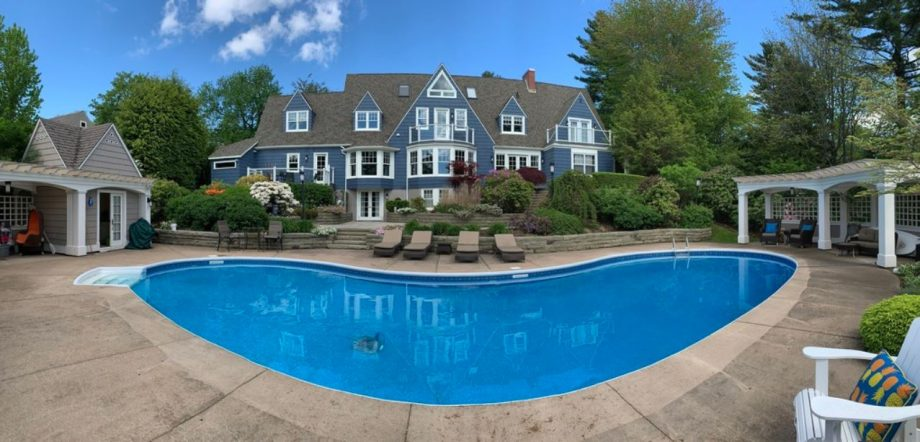 Realtor David Dunn Lists Kelly Dawe's Halifax Northwest Arm Mansion For Cool $6.5 Million