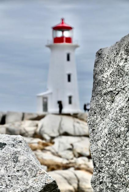 A Maritime Moment: Lane Farguson Takes Trusty Camera To Capture Iconic Peggy's Cove In Pre-Pandemic Times