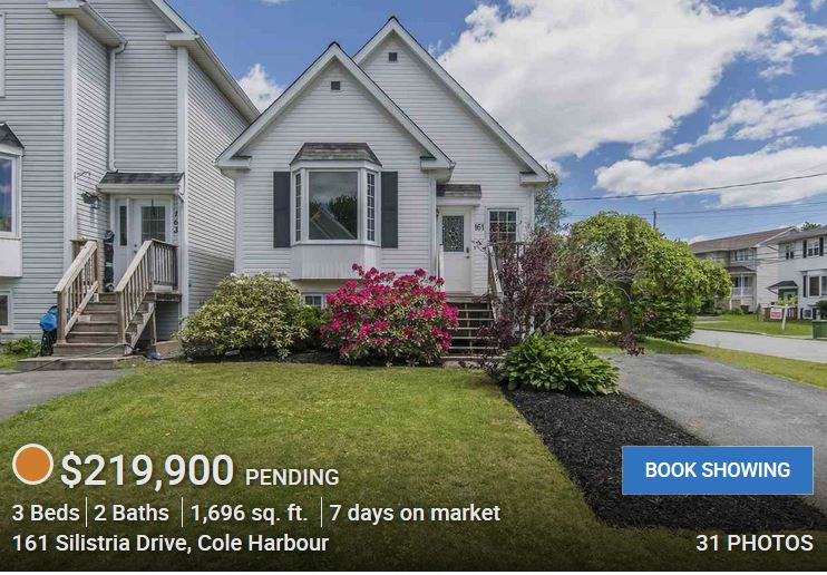 Exclusive: How Hot Is The Metro Halifax Real Estate Scene? Well, How About A Cole Harbour Split-Entry Bidding War – 23 Offers Collected