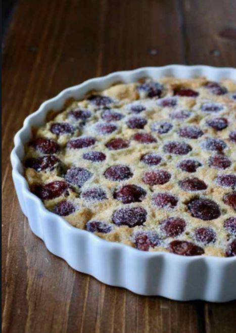 Alison Strachan This Week: A Very Berry Fabulous Recipe