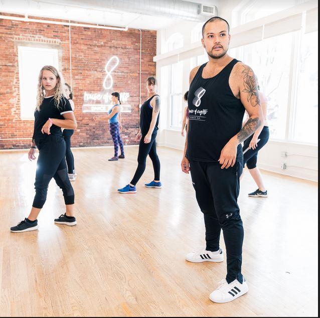 Meet A Millennial Entrepreneur: Abady Alzahrani's Dance Studio Keeps Spring In Entrepreneurial Step