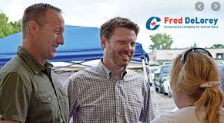 MacPolitics: Central Nova Tory Challenger Fred Delorey: 'Peter MacKay Getting Desperate; He Can't Win On First Ballot'
