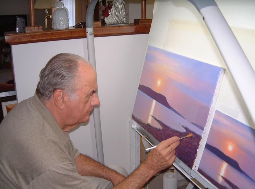 Art: Cape Breton's J. Franklin Wright 'Canada's Foremost Marine Painter'