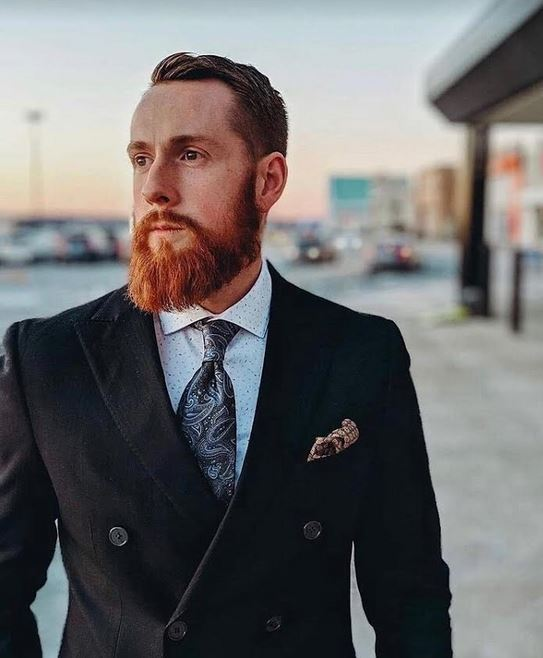 Meet A Millennial Entrepreneur: Halifax's Bobby McGuire As Men's Fashion Style Icon