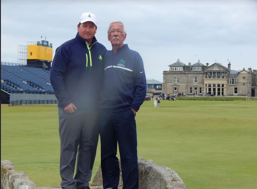Tom Peters' Golf Tour: Playing At St. Andrew's In Scotland