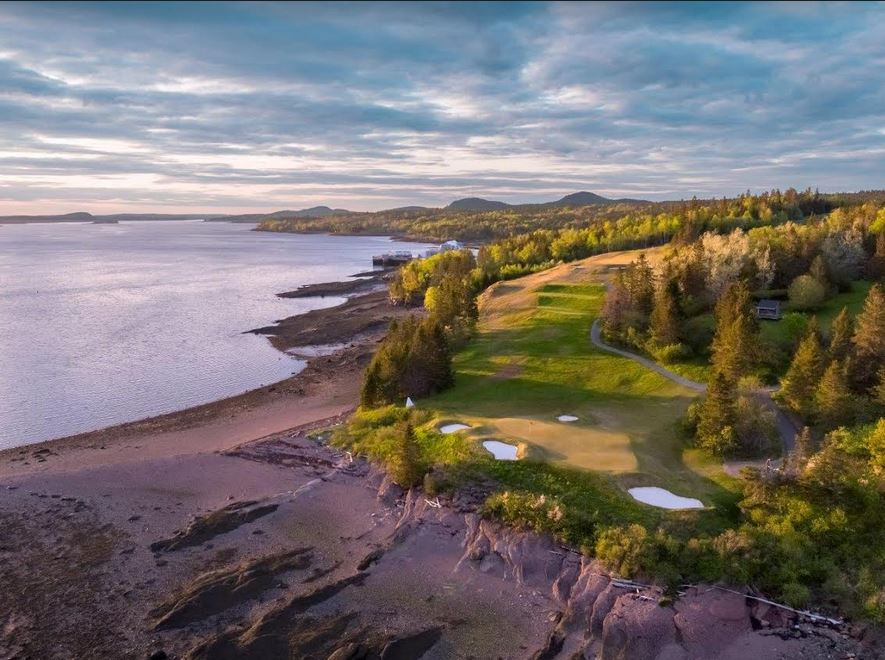Tom Peters Golf Tour: A Visit To Algonquin Golf Course At St. Andrew's-By-The-Sea