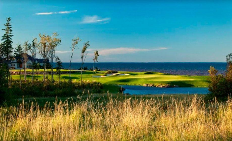 Golfing: Fox Harb'r At 21