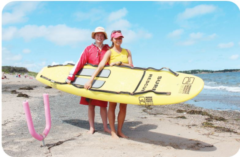 Summertime & The Beaches Are Fun…But: A Chat With NS Lifeguard Service's Paul D'Eon