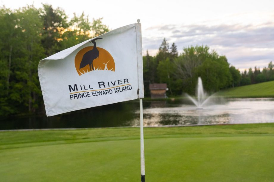 Tom Peters' Golf Tour: Mill River