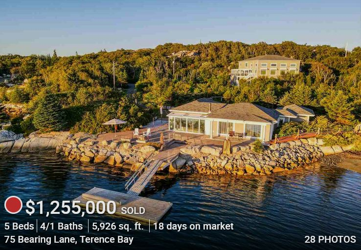 Real Estate: Realtor Rick Foster Even Collects Multiple Offers In Tiny Fishing Village Of Terence Bay