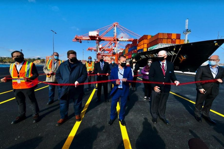 Halifax Port: The Captain Explains Significance Of A New Berth Extension – PSA Halifax Now Has Largest Terminal In Eastern Canada