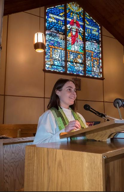 The Religious Beat: Rev. Alison Etter Uses Love Of Gaelic To 'Spread The Word'