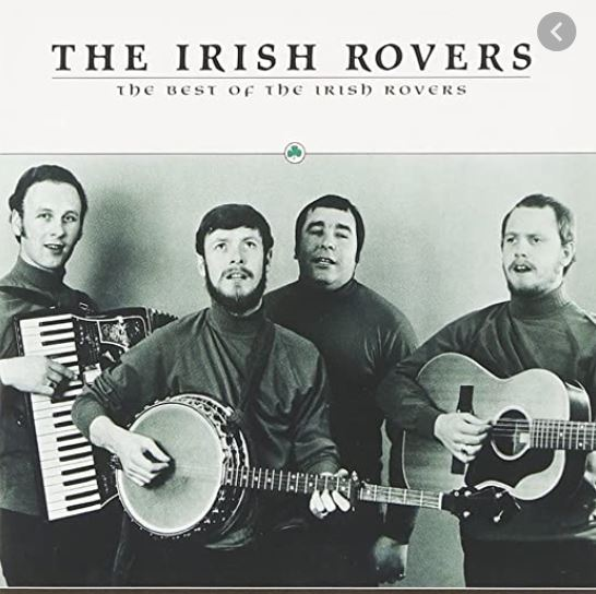 The Notebook Soundtrack: How About The Irish Rovers & A Cautionary Tale…Of The Drink