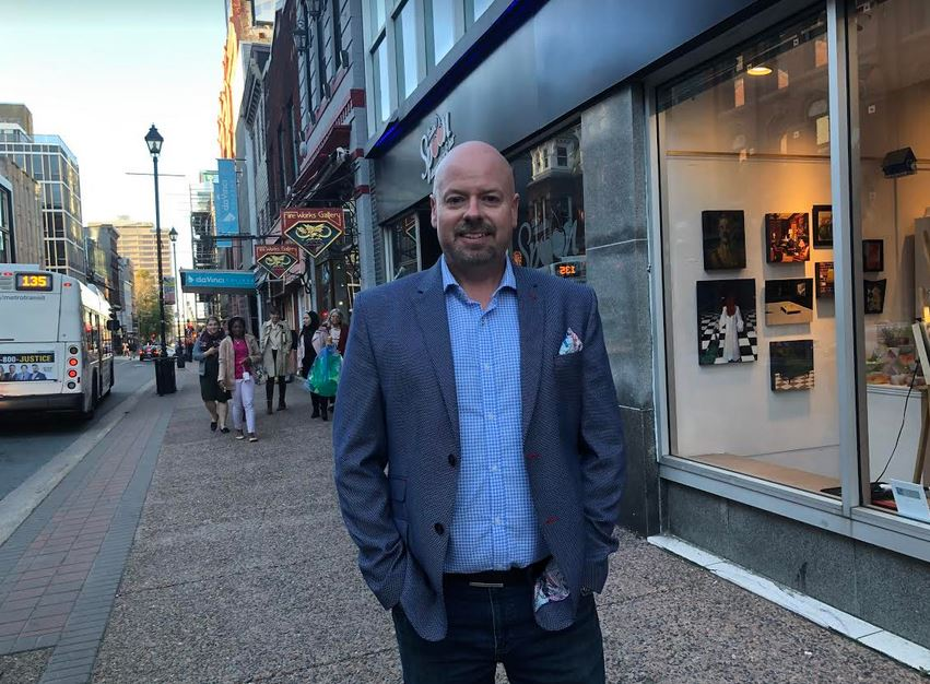 Downtown Halifax's Biggest Champion, Paul MacKinnon, On The Meaning Of Arthur's Urban Market, A New Grocer In Heart Of City