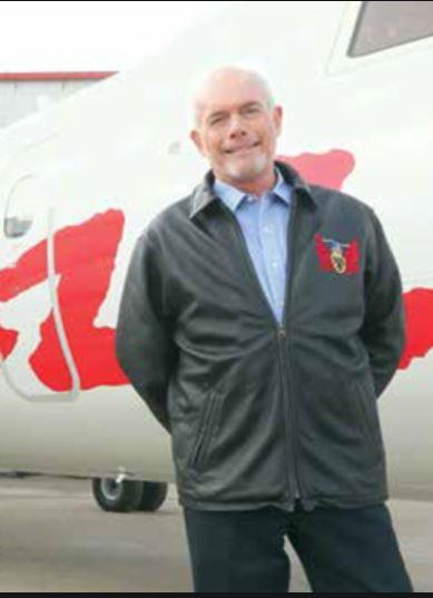 Meet Joe Randell: Hobby At Age 12 Led To 30-Year Aviation Career – His Chorus Aviation Subject Of Take-Over Bid