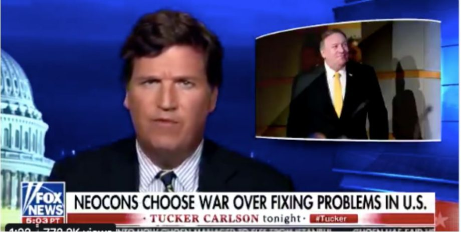 Republican Fox TV's Tucker Carlson Mispronounced 'Ottawa' – He Ought To Know Better Because He Once Owned Island Off Chester NS