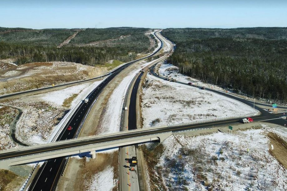 Road-Building: Tim Houston Tories Do Not Talk Twinning To Bridgewater Nor Canso Causeway – Twinning Notorious Deathtraps Not A Priority