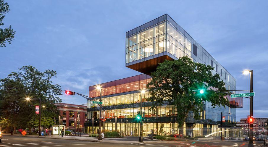 Builder Brian Strecko & Architect George Cotaras Explain Design Of Acclaimed Central Library