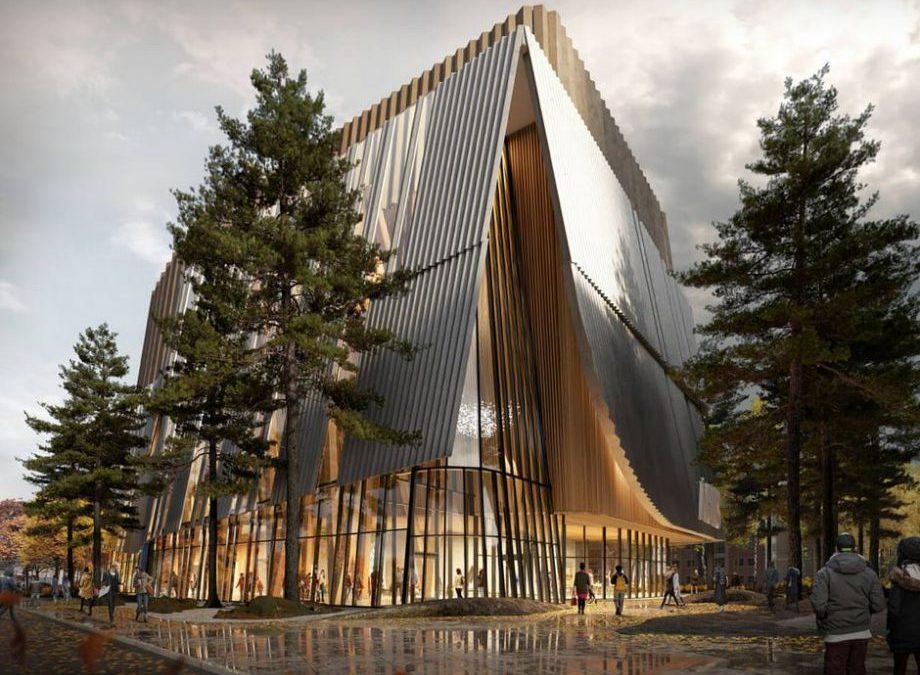 EllisDon Continues To Rebuild Downtown Halifax – Wins Project Construction Management Bid For New AGNS
